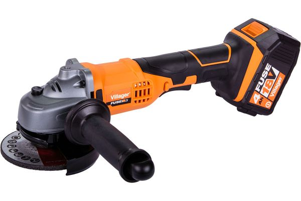 Battery angle grinder VLN 4320 (1BSC)