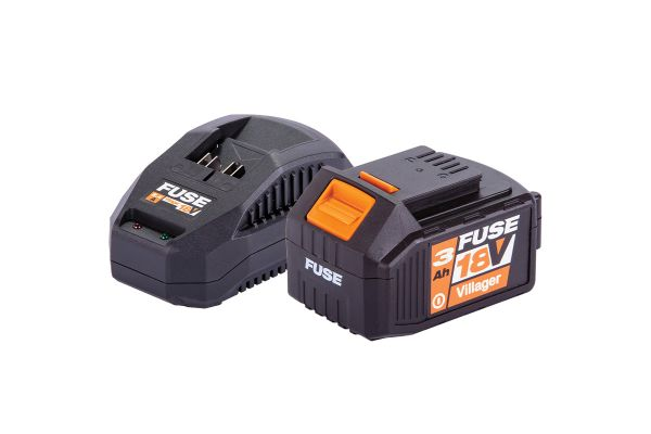 FUSE set battery 3Ah and charger 2.4A