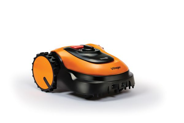 Robotic mower Villybot 2.0